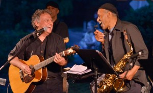 Roger Salloom and Charles Neville